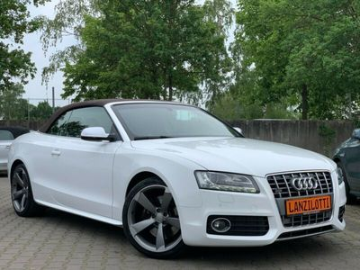 gebraucht Audi S5 Cabriolet 3.0 TFSI S tronic Exclusive * Voll
