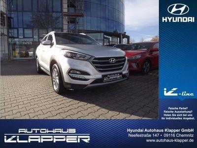 käytetty Hyundai Tucson 1.6 Turbo 4WD DCT Intro Edition
