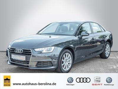 gebraucht Audi A4 Limousine 2.0 TFSI S tronic *NAVIplus*VC*