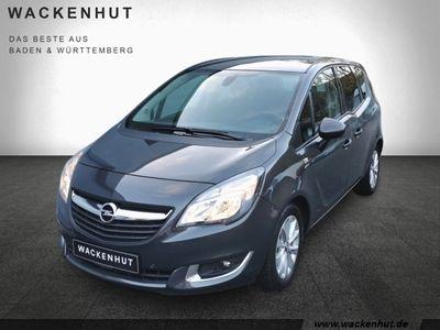 gebraucht Opel Meriva B 1.4 ACTIVE KLIMA+SITZH+PARKPILOT Klima