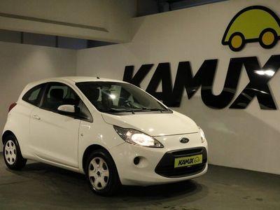 gebraucht Ford Ka 1.2 Trend +Elektr. Spiegel +ABS +Servo +Zentralverriegelung mit Fernbedienung