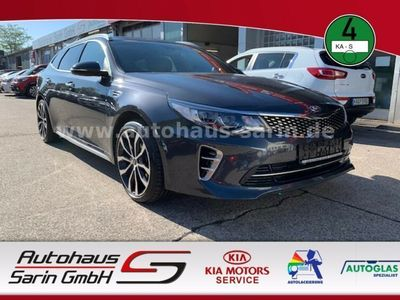 gebraucht Kia Optima Sportswagon 1.7 CRDI AUT GTLINE AHK ALU19
