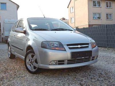 gebraucht Chevrolet Kalos 1.4 16V Gas SX LPG Euro_4 TÜV 07.2021