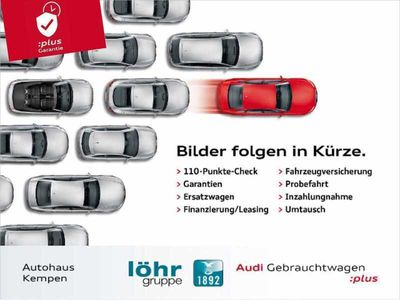 gebraucht Audi A4 Limousine design 35 TFSI 110 kW (150 PS) 6-Gang