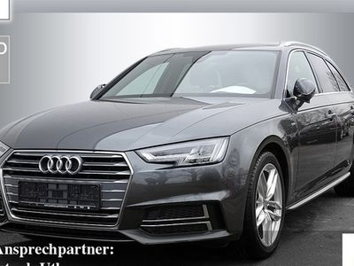 gebraucht Audi A4 Avant 2.0 TDI sport S line NAVI LED EURO6