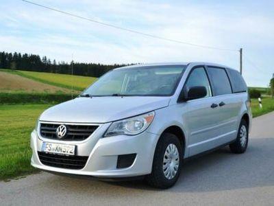 gebraucht VW Routan Familienvan aus Kanada, Mit Fond Entertaiment