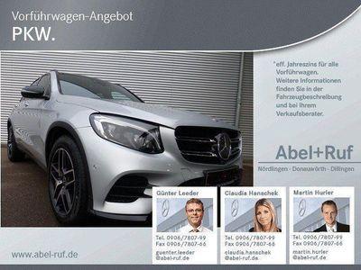 gebraucht Mercedes 350 GLCd 4M.-AMG-ILS-AHK-Distronic-Pan.Schiebed