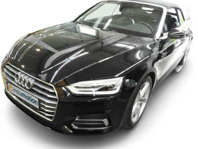 gebraucht Audi A5 Cabriolet A5 2.0 TFSI 2x S-Line*Xenon+*Navi*Conn