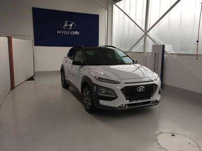 gebraucht Hyundai Kona 1.6 Hybrid Style/LED/Navi/Dachlackierung