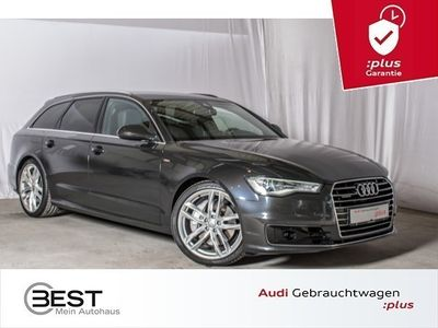 gebraucht Audi A6 3.0 TDI EU6 quattro S-Line Luft, Navi+, Xenon+