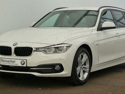 gebraucht BMW 320 d A Touring