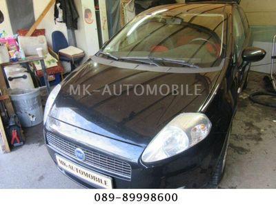 käytetty Fiat Grande Punto 1.4 16V Dynamic *KLIMA *PDC *ZV-FB