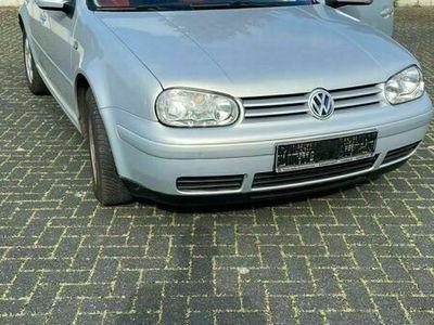 gebraucht VW Golf IV 1.6 101ps Automatik