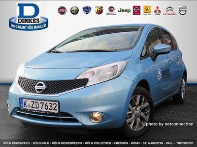 gebraucht Nissan Note 1.2 Acenta FSE USB KLIMAAUTOMATIK