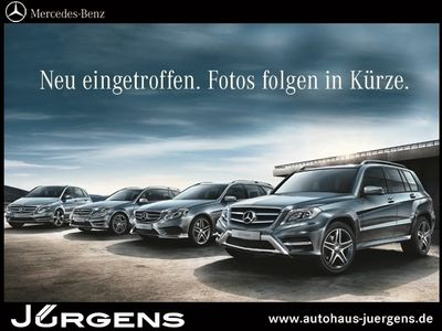 gebraucht Mercedes 200 GLC4M Coupé AMG-Sport/Navi/LED/Wide/Cam