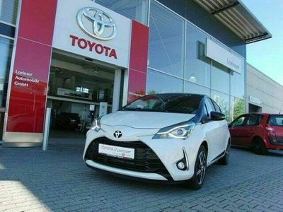 gebraucht Toyota Yaris 1,5-l-Dual-VVT-iE Style Selection