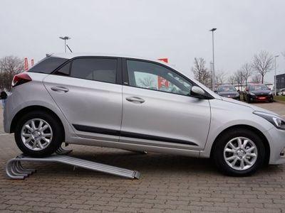 gebraucht Hyundai i20 1.2i Klima PDC Temp. Alu