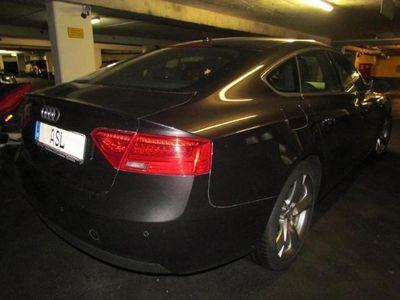 gebraucht Audi A5 2.0 TDI Sportback*S line*Alcantara/Leder*Navi