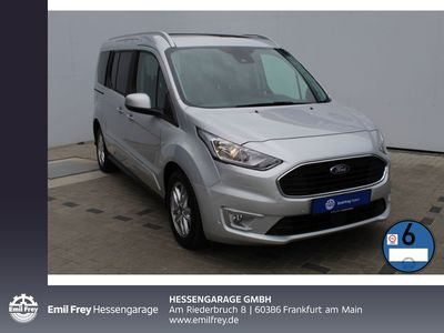 gebraucht Ford Tourneo Connect Grand 1.5EcoBlue Start/Stop Titani
