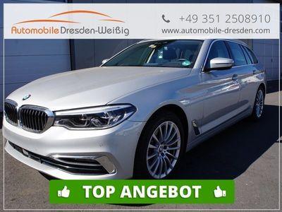 used BMW 530 iA Luxury Line*UPE 80.000€*HeadUp*ACC