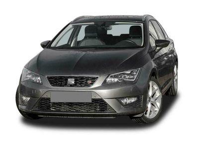 gebraucht Seat Leon ST Leon FR 1.4 TSI DSG Navi LED