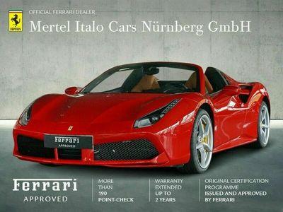 gebraucht Ferrari 488 Spider *** NÜRNBERG***