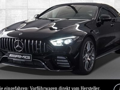 gebraucht Mercedes AMG GT 63 S 4Matic Burmester 3D 4 TÃŒrer