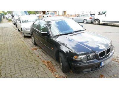 gebraucht BMW 316 Compact 3er