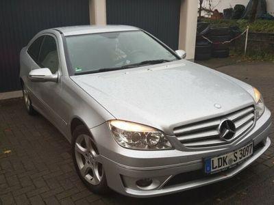 gebraucht Mercedes CLC220 CDI DPF