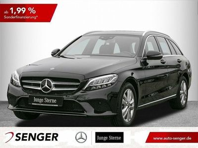 gebraucht Mercedes C200 T *Avantgarde*Display digital*LED*Head-up*