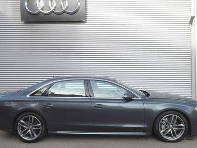 gebraucht Audi A8L 4.2 TDI quattro Tiptronic AUT /NAVI /SH