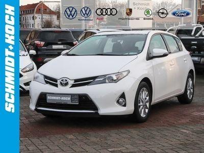 gebraucht Toyota Auris 1.6 Life Plus Navi Sitzhzg. PDC Klimaautom.