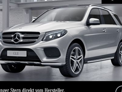 gebraucht Mercedes GLE500 4M AMG 360° Airmat Pano Harman COMAND