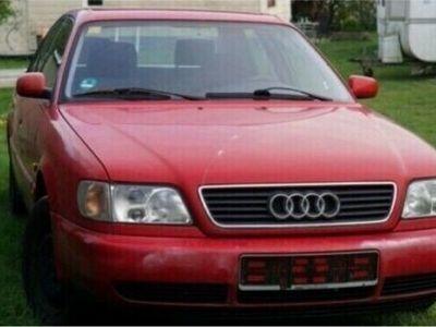 gebraucht Audi 100 (A6) Tüv 6/20 Benzin 2.0 Automatik 8 Fach bereift