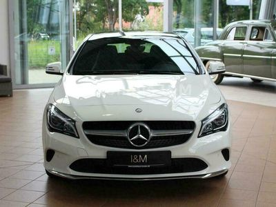 gebraucht Mercedes 180 CLA -KlasseShooting Brake +Navi+Pano+8fach+
