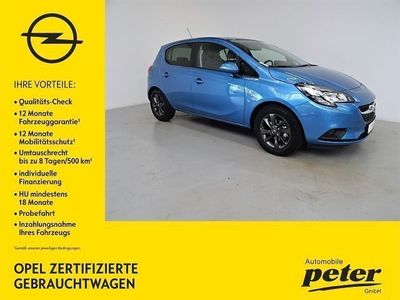 gebraucht Opel Corsa E 1.4 120 Jahre Euro 6d-Temp Sitzhzg./BC