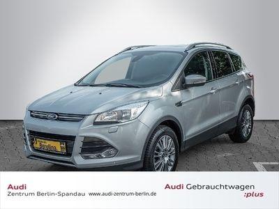 gebraucht Ford Kuga 1.6 EcoBoost Titanium *PANO*PDC*SHZ*
