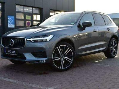 gebraucht Volvo XC60 B5 D AWD Autom. R-Design*STHZG*PANO*ACC*B&W