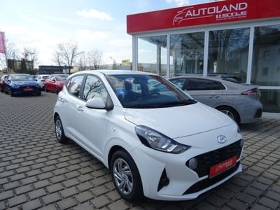 gebraucht Hyundai i10 Select 1.0 EU6d-T SITZHEIZUNG+RADIO+TEMPOMAT+BLUET