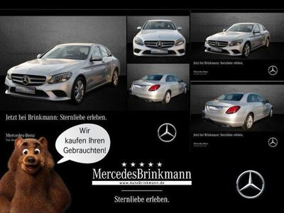 gebraucht Mercedes C180 AVANTGARDE/SCHIEBEDACH/KAMERA/MULTIBEAM