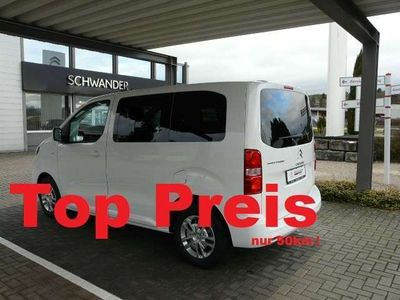 gebraucht Citroën Spacetourer BlueHDi120 XS Business 8 Sitze*Tageszulassung*