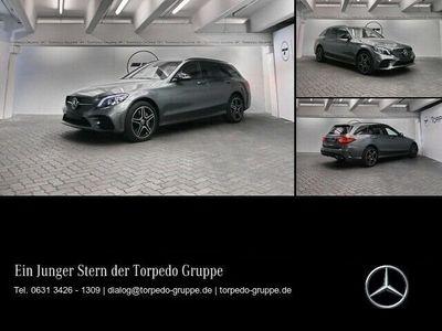 gebraucht Mercedes C400 4M T AMG NAVI+COMAND+LED+NIGHT+PANO+KAMERA