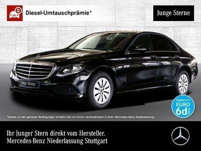 gebraucht Mercedes E220 COMAND Spurhalt-Ass SpurPak Totwinkel PTS