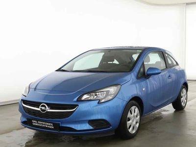 gebraucht Opel Corsa E 1.0 T Edition *IntelliLink*Kamera*