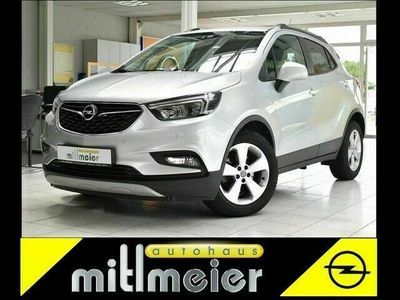 gebraucht Opel Mokka X 1.4T 103kW Kamera SHZ PDC