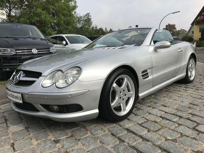 gebraucht Mercedes SL55 AMG AMG Automatik Kompressor