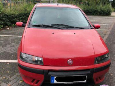 gebraucht Fiat Punto 1.2 Neu TUV, Schiebedach