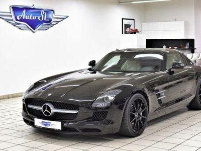 gebraucht Mercedes SLS AMG Coupe Deutsches Fahrzeug LEDER EXCLUSIV