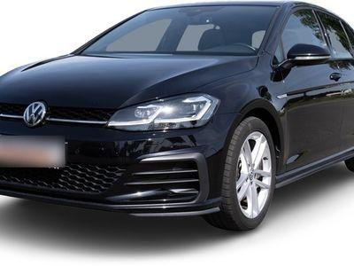 gebraucht VW Golf VII GolfGTD TDI Bluetooth Navi LED Klima