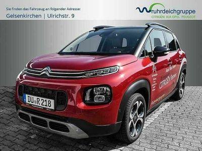 gebraucht Citroën C3 Aircross Shine 1.2 PT130 EU6d Navi Rückfahrkam. Fernlichtass.Parklenkass.